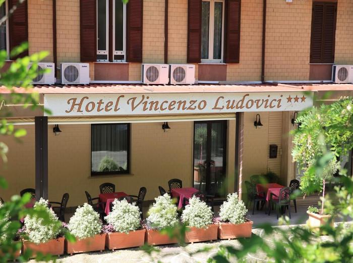 Hotel Ludovici - stanze