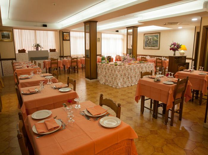 Hotel Ludovici - ristorante